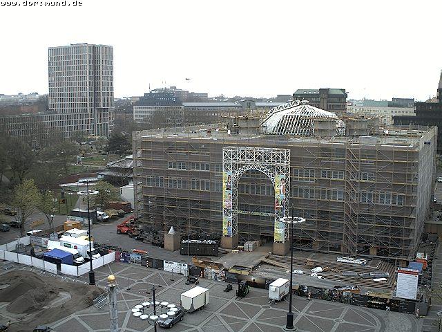 Webcam: Friedensplatz